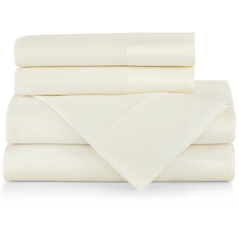 Supima 45 450 Thread Count Certified Cotton Ed Sheet