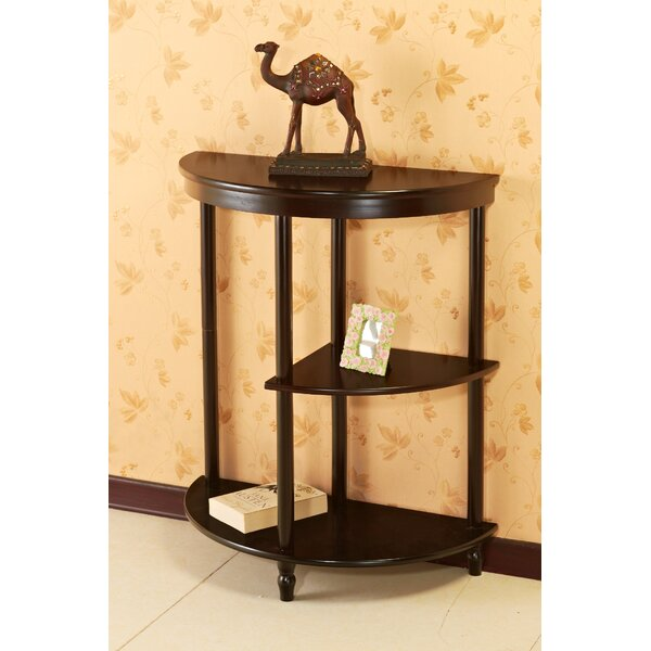 Ohio Multi Tier End Table by Charlton Home