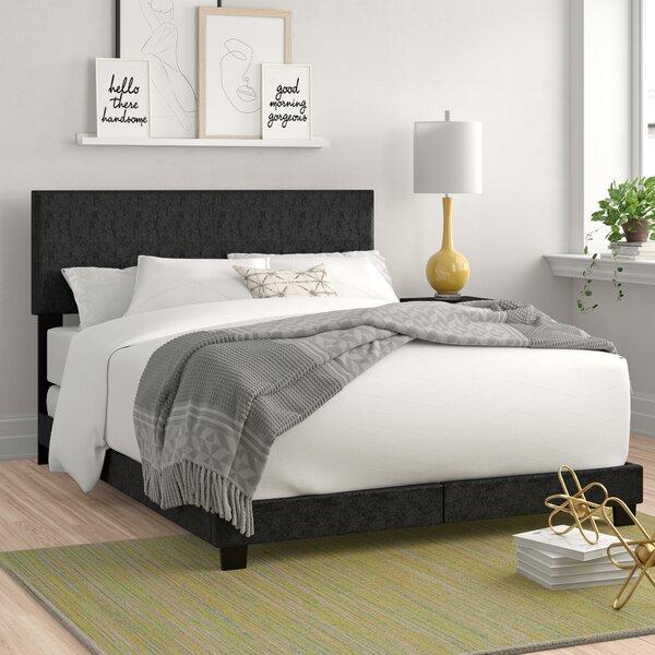 Sloan Upholstered Standard Bed by Zipcode Design