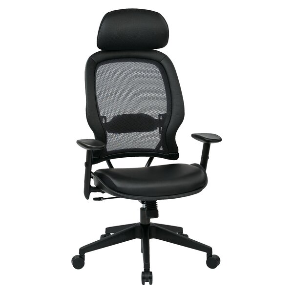 Space High-Back Mesh Executive Chair by Office Star Products