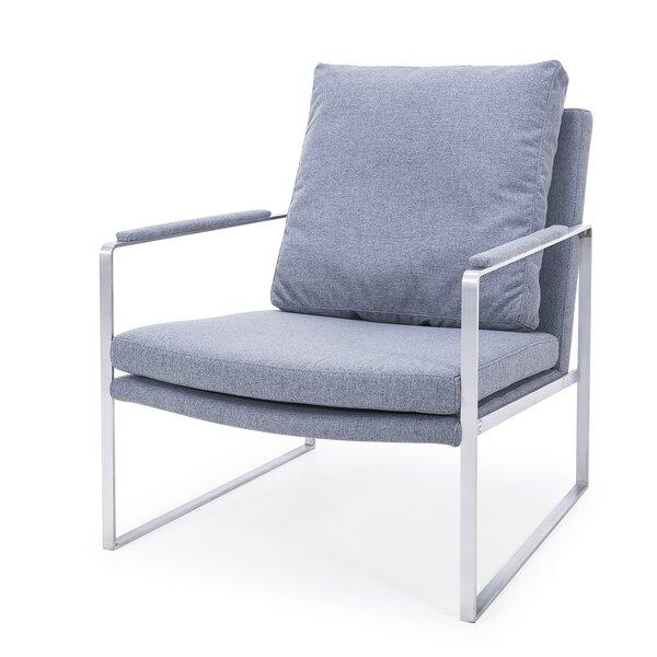 Tekoa Armchair by Orren Ellis