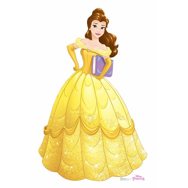 Belle Life Size Cardboard Cutout by Advanced Graphics