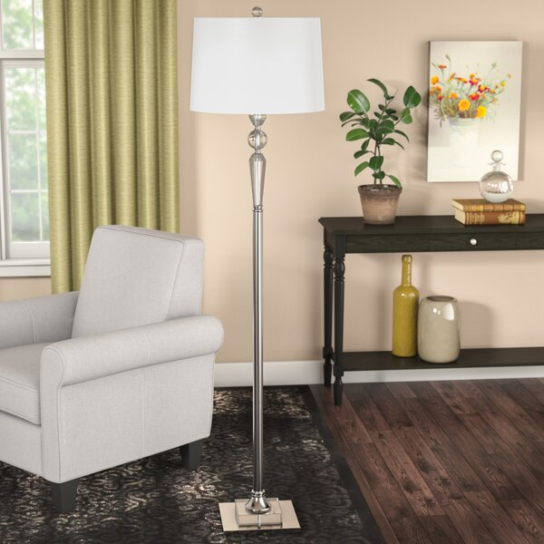 Chalet 64 Floor Lamp by Charlton Home