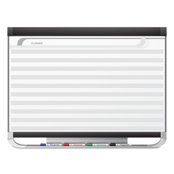 Prestige 2 DuraMax Planning Horizontal Format Magnetic Whiteboard by Quartet