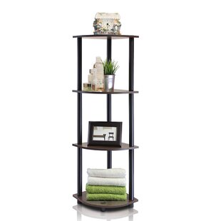 Brenna Corner Unit Bookcase