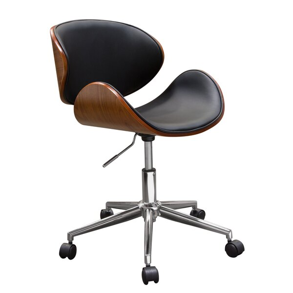 Midtown Castered Office Chair by Diamond Sofa