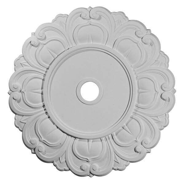 Angel 32 1/4H x 32 1/4W x 1 1/8D Ceiling Medallion by Ekena Millwork