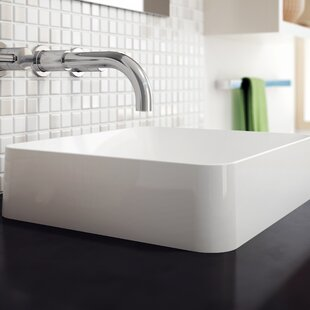 Deals Sordino Stone Rectangular Vessel Bathroom Sink By Jacuzzi®
