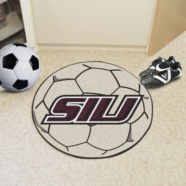 NCAA Southern Illinois University Soccer Ball by FANMATS