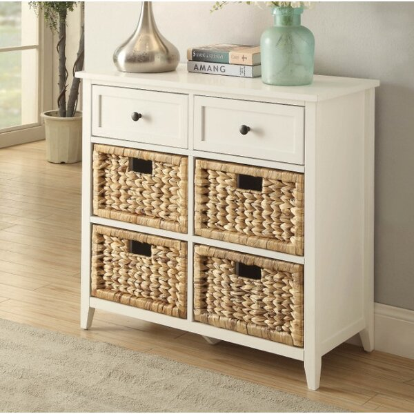Bouley 6 Drawer Accent Chest by Highland Dunes