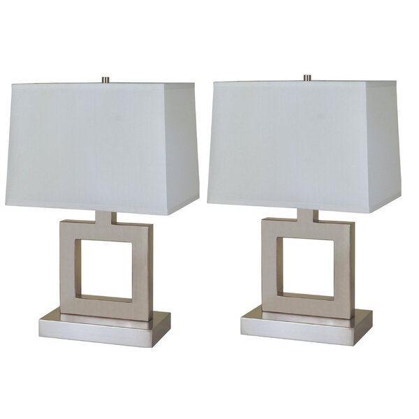 Jamarco 22 Table Lamp (Set of 2) by Latitude Run