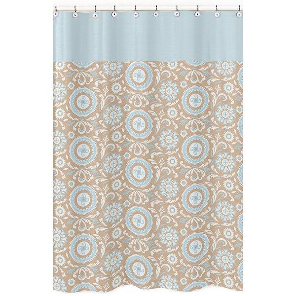 Hayden Cotton Shower Curtain by Sweet Jojo Designs