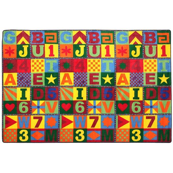 Educational Floors That Teach Area Rug by Flagship Carpets
