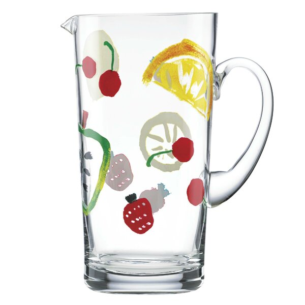 All in Good Taste Pretty Pantry Pitcher by kate spade new york