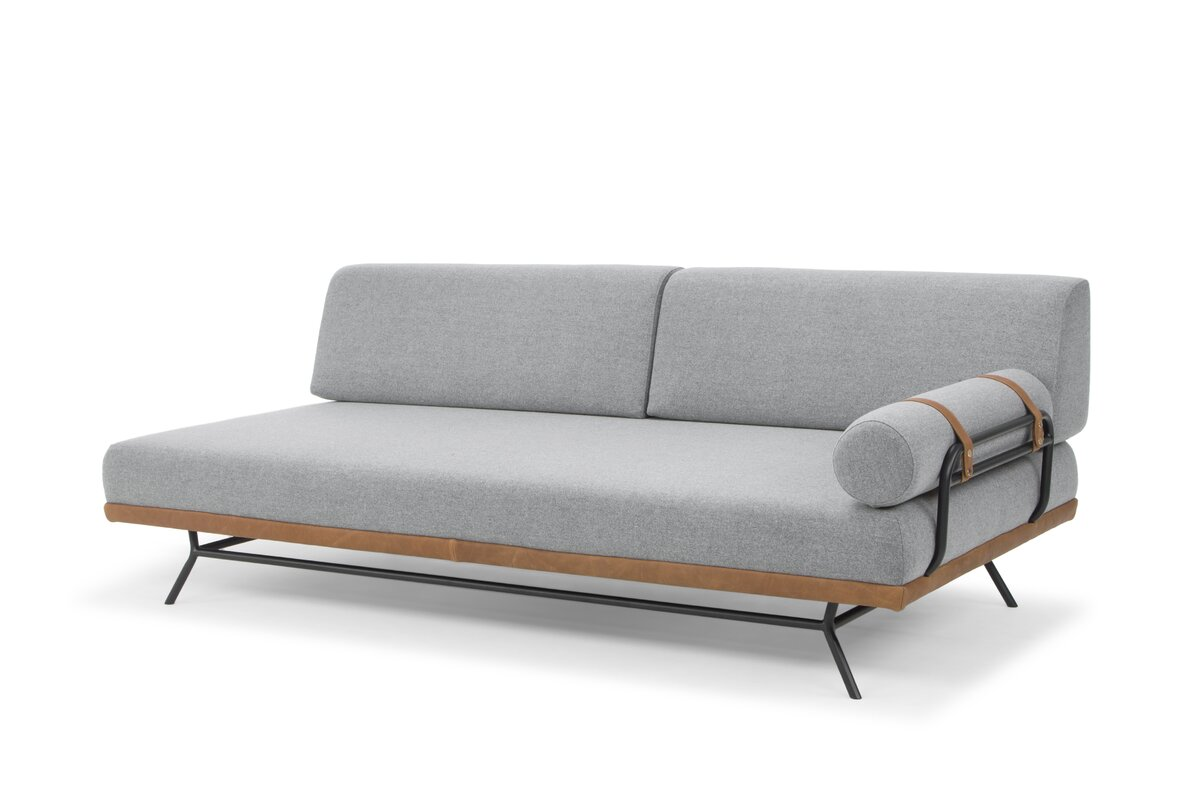 Simonne Modern Daybed With Mattress