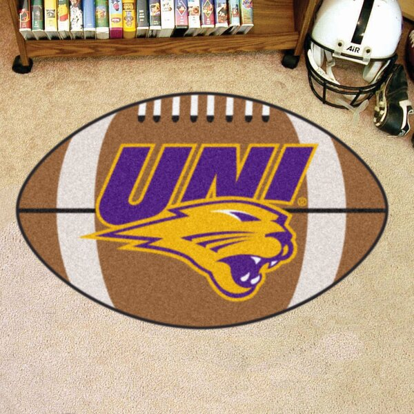 NCAA University of Northern Iowa Football Mat by FANMATS