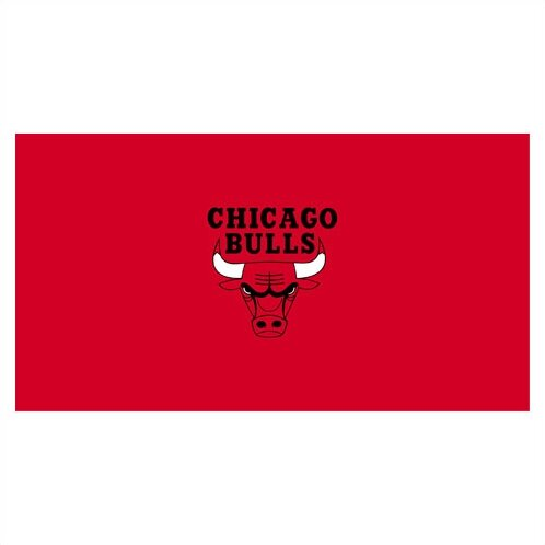 Chicago Bulls Billiard Table Cloth by Imperial International