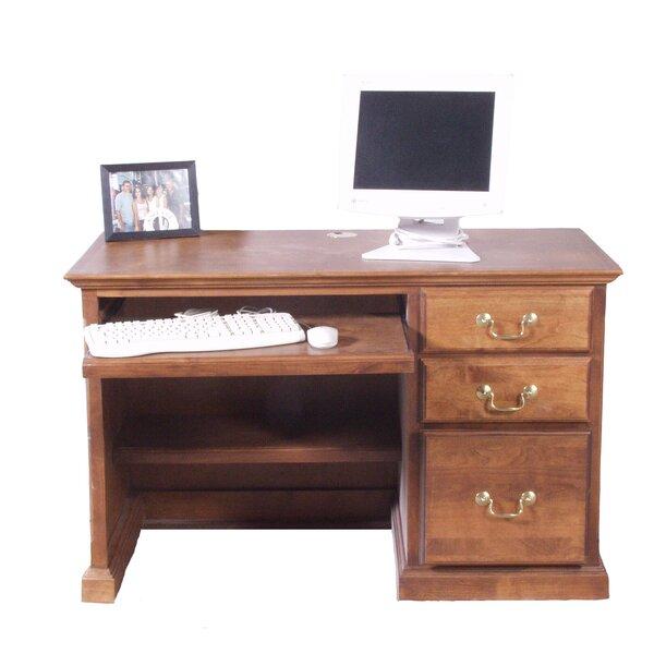 Holman Keyboard Pullout Computer Desk by Loon Peak