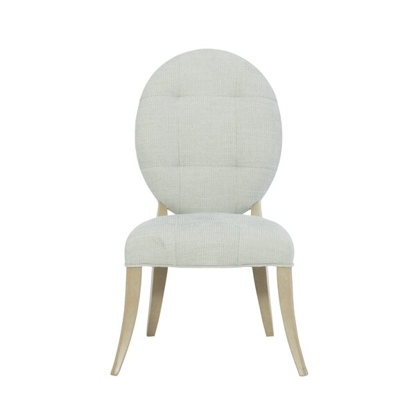 Savoy Place Tufted Upholstered Dining Chair by Bernhardt