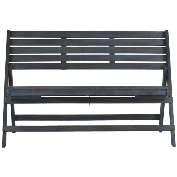 Mignardise Wooden Garden Bench by One Allium Way