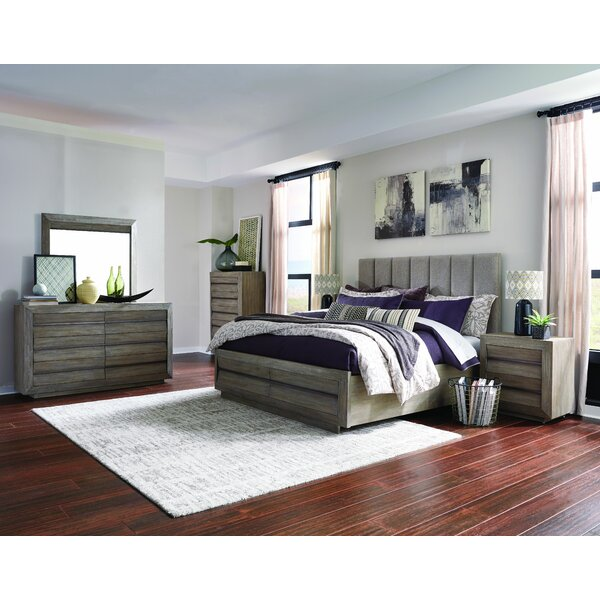 Bryson Standard Configurable Bedroom Set by Latitude Run