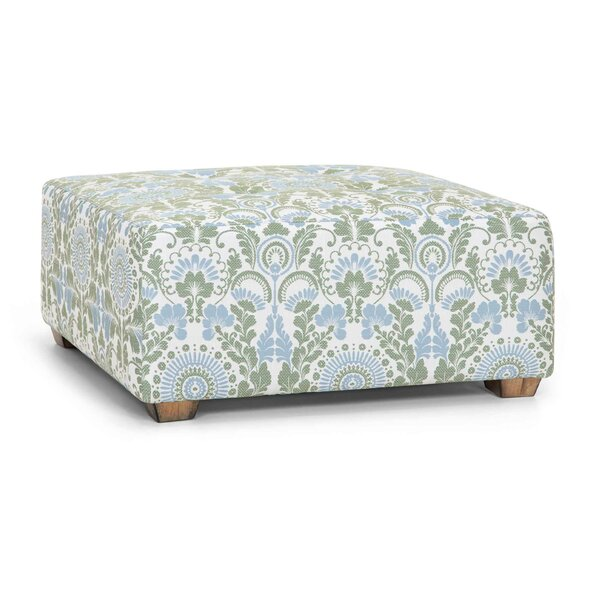 Whetsel Square Cocktail Ottoman by Charlton Home