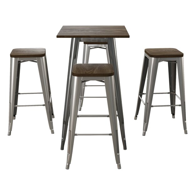 Fortuna Pub Table by Trent Austin Design