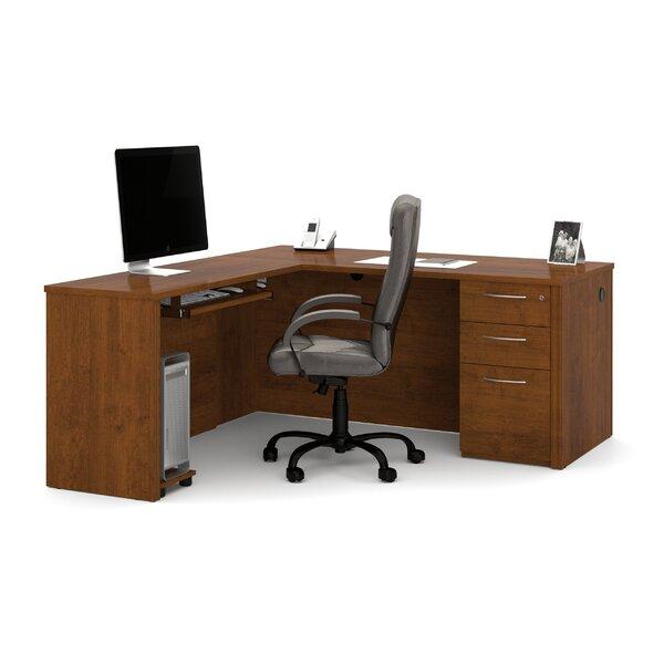Witchel L-Shape Desk Office Suite by Latitude Run