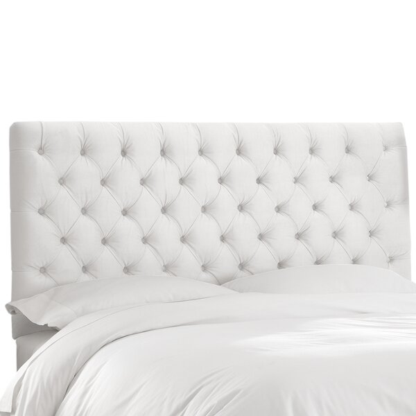 Deeanna Upholstered Panel Headboard by Willa Arlo Interiors