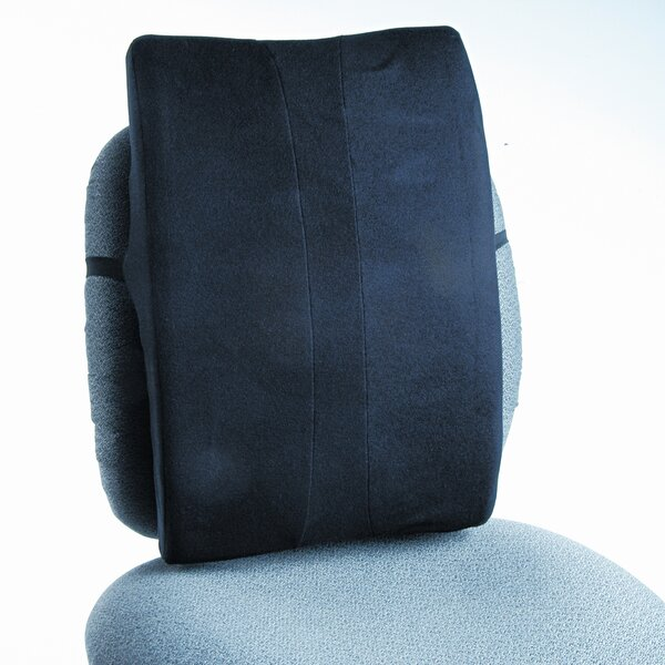 Remedease Full Height Backrest by Safco Products Company