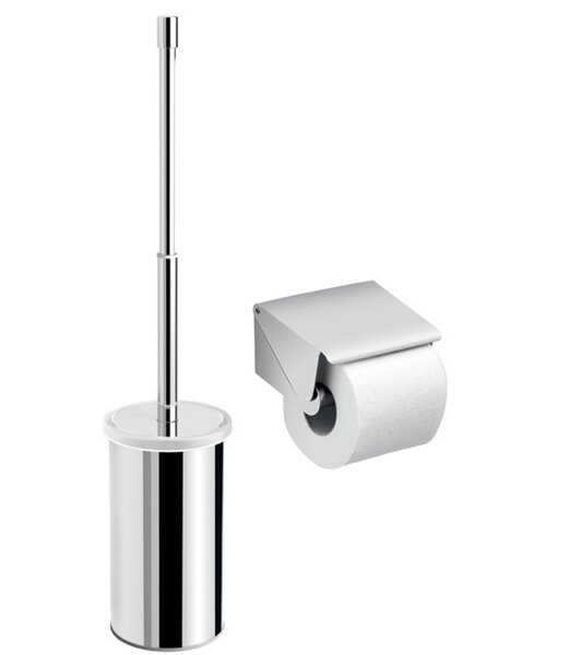 Canarie 2 Piece Bathroom Hardware Set by Gedy by Nameeks