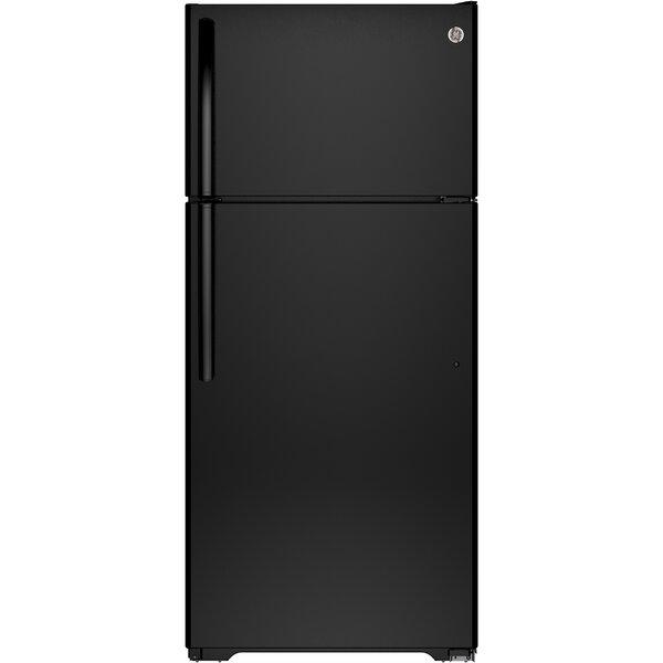 15.5 cu. ft.  Energy Star® Top Freezer Refrigerator by GE Appliances