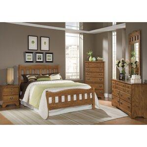 Creek Side Panel Configurable Bedroom Set by Carolina Furniture Works, Inc.