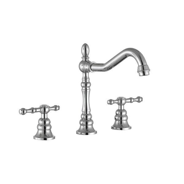 Highland Double Handle Widespread Bathroom Faucet