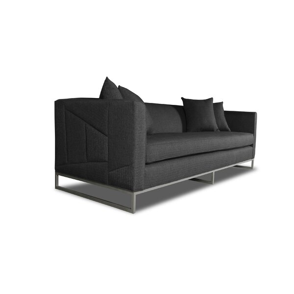 Gatewood Plush Deep Sofa by Orren Ellis