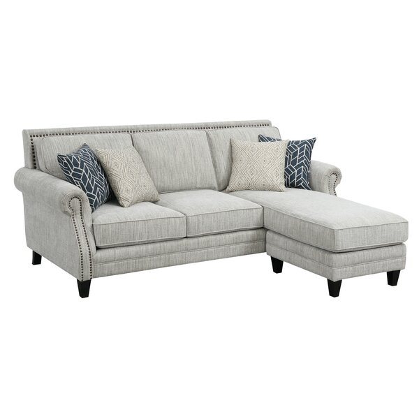 Isamar Sectional By Darby Home Co