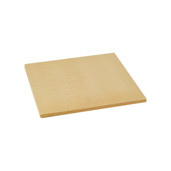Square Pizza Stone by Bull Outdoor Products