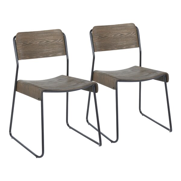 Scher Dining Chair (Set of 2) by Foundry Select Foundry Select