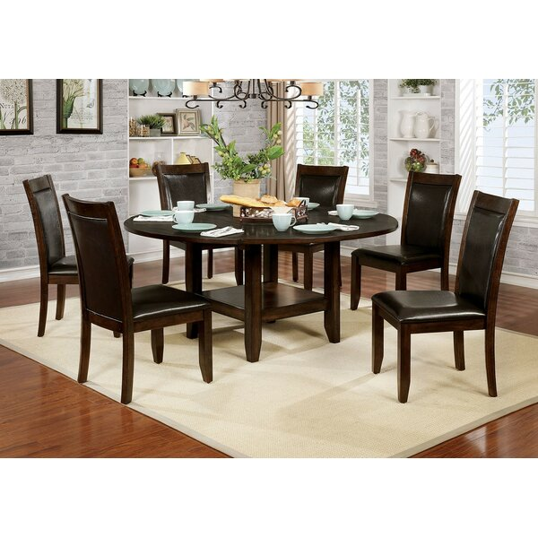 Lorenza 7 Piece Dining Set by Canora Grey Canora Grey