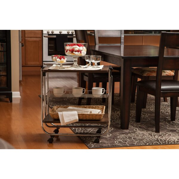 Bar Cart by IRIS USA, Inc. IRIS USA, Inc.