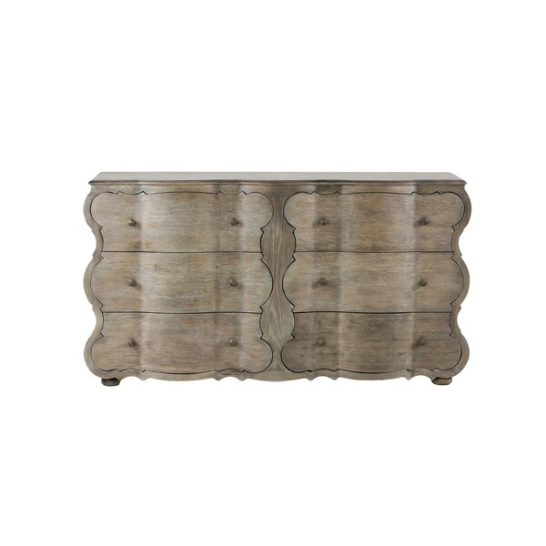 Melrose Large Double Dresser by Gabby
