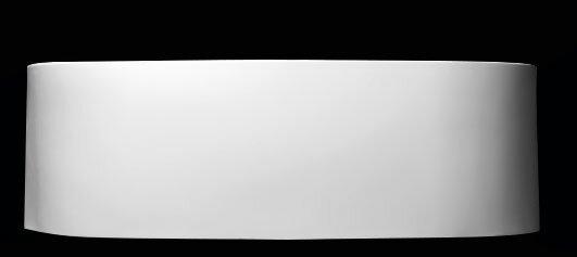 K2 Oval 71.5 x 35.5 Freestanding Soaking Bathtub by Clarke Products