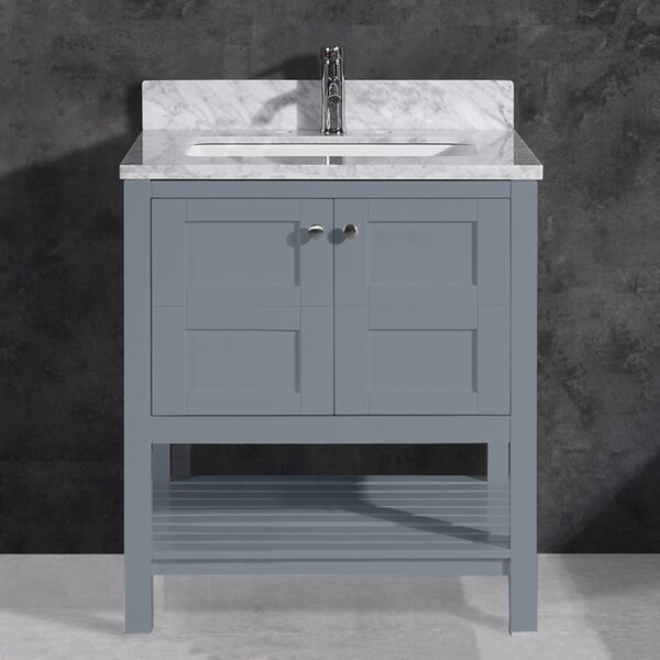 Aryan 30 Single Bathroom Vanity by Breakwater Bay
