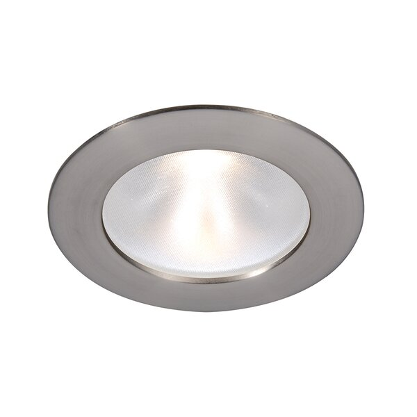 Tesla Pro High Output 3.5 Shower Recessed Trim by WAC Lighting