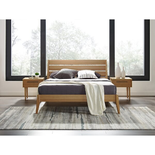 Spiva Platform Bed by Corrigan Studio