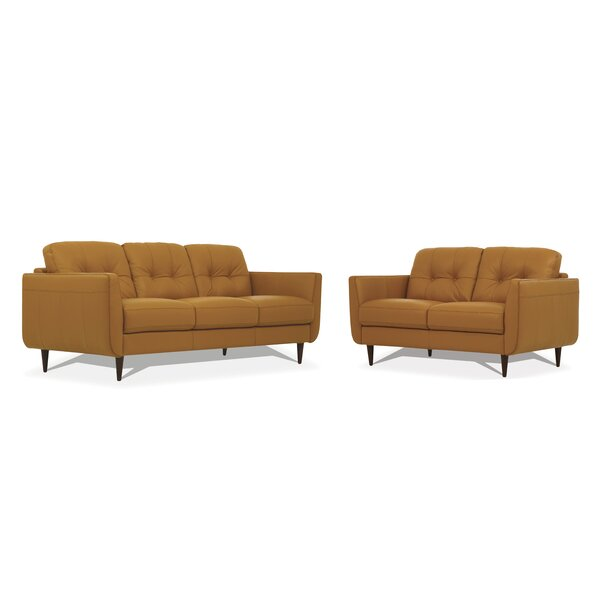 Chisholm 2 Piece Living Room Set By Corrigan Studio