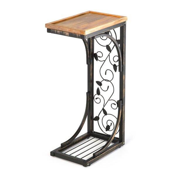 Collado End Table By Fleur De Lis Living
