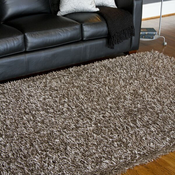 Bonomo Taupe Area Rug by Wrought Studio