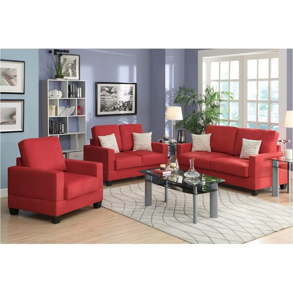 Riney 2 Piece Living Room Set By Latitude Run Spacial Price