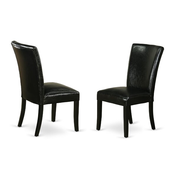 Dampier Upholstered Dining Chair (Set of 2) by Charlton Home